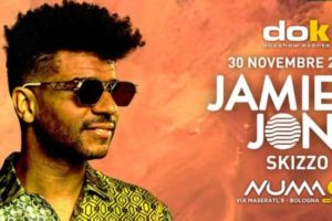 DOK | JAMIE JONES djset – NUMAclub (Bologna – Italy)