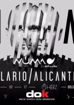 ILARIO ALICANTE @Numa club