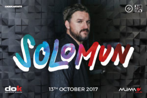 Solomun – Opening DOK – NUMA Club Bologna ITALY