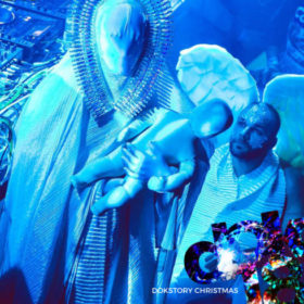 CHRISTMAS DOK STORY