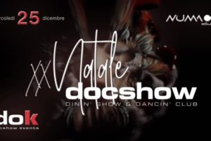 DOK | Natale DOCSHOW 2019 | DAMIAN LAZARUS – NUMAclub (Bologna – Italy)